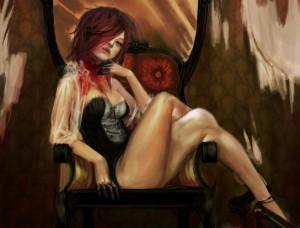Sesso dopo il sangue o sangue prima del sesso?