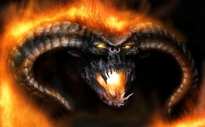 balrog devil