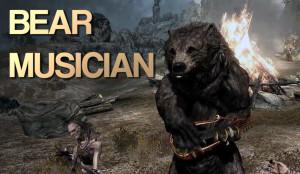 bear-musician-skyrim-mod
