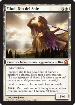 Magic the gathering analisi di theros isola illyon for Costo del mazzo 16x16