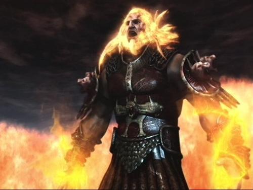 Ares nella sua versione più caliente!