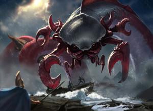 Shipbreaker Kraken | Artwork di Jack Wang