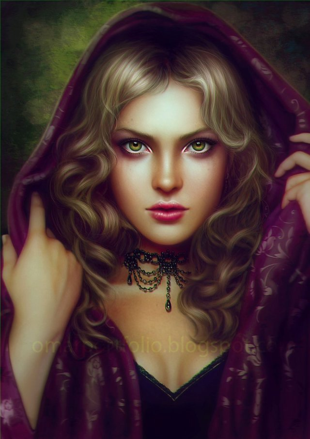 640x905_5618_Look_at_me_2d_portrait_girl_witch_woman_eyes_purple_fantasy_picture_image_digital_art
