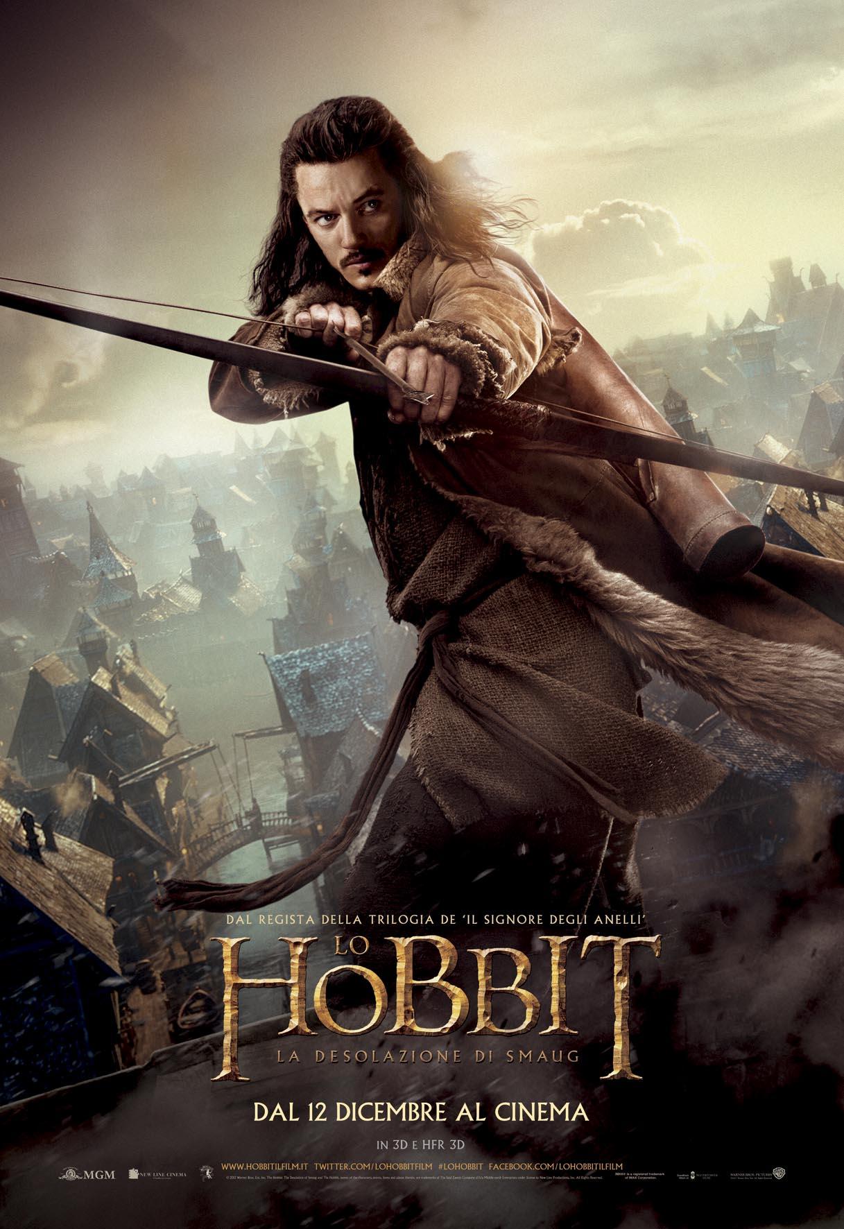 Lo hobbit dal libro al film cosa è stato stravolto