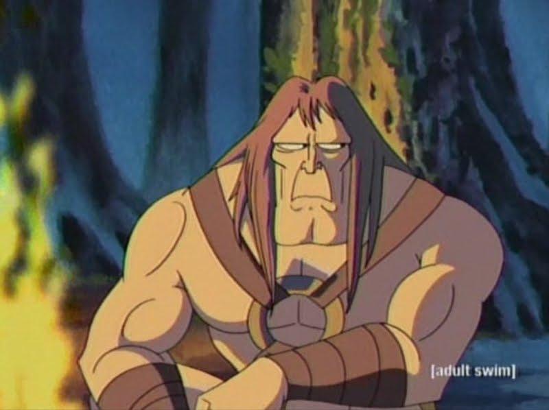 Ecco, lui è Korgoth: che espressione paterna vero?