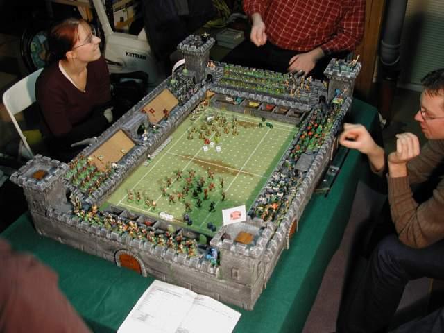 Campionato mondiale di blood bowl 2015 a lucca - Blood bowl gioco da tavolo recensione ...