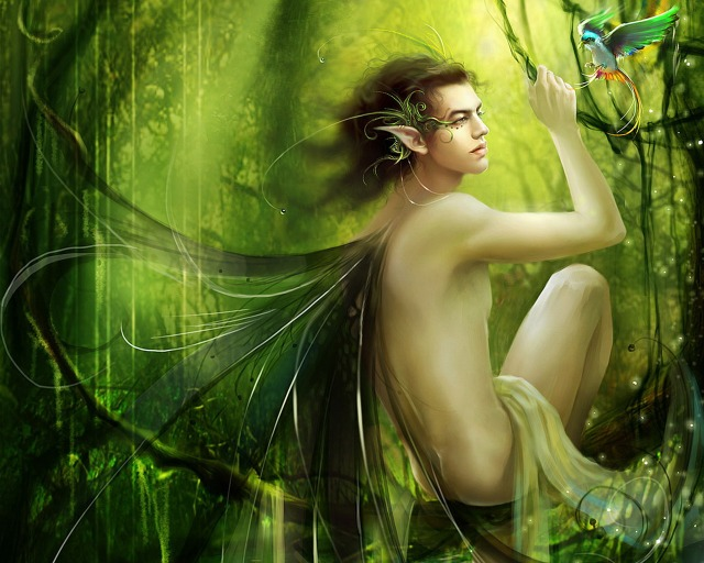 Elfo silvano