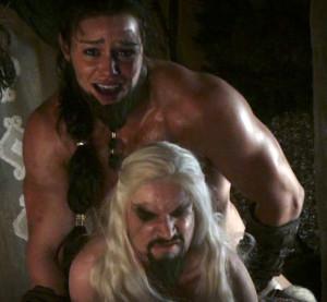 Nessun Dotrakhi è stato violentato per la realizzazione di questa quarta stagione