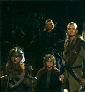 Il povero Boromir lasciato sempre in secondo piano.