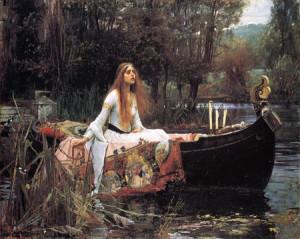 Viviane, La dama del Lago