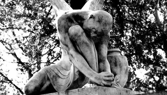 In Ungheria è cosa comune trovare angeli calvi che si annusano le ginocchia.