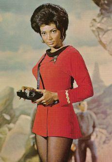 svelato il segreto del successo della serie classica: le mini vintage anni '60 del Tenente Uhura