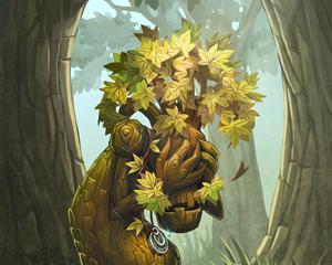Grazie ai poteri infusi da Cenarius, i druidi del Circolo Cenariano possono assumere molte forme legate al mondo naturale.