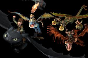 dragon trainer 1-3