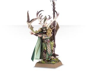 Un nuovo eroe lotterà al fianco degli abitanti della foresta per preservare l'integrità della stupefacente Athel Loren, Araloth.