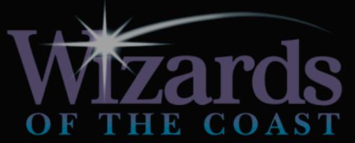 Il primo logo della Wizards, ve lo ricordate?