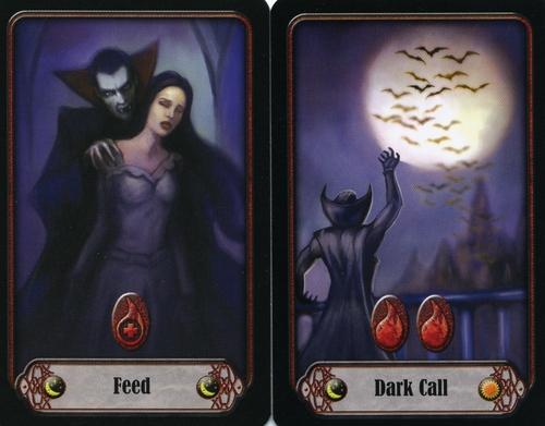 Alcune Carte Potere di Dracula