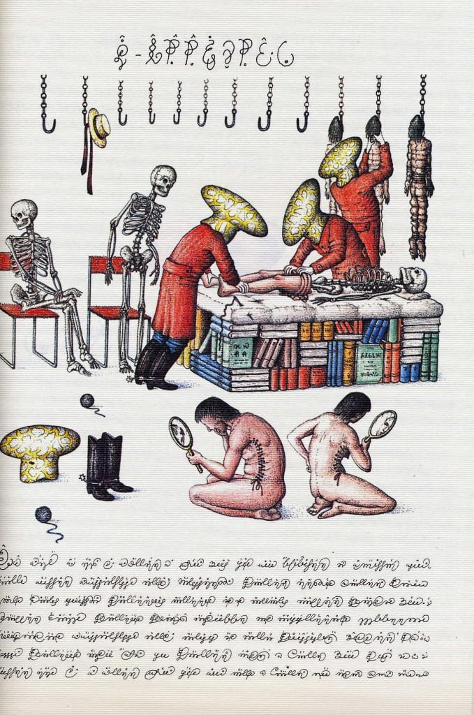 Il Codex è di stimolo per un processo generativo.