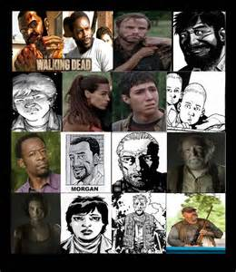the walking sead