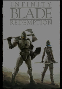 Una delle immagini di copertina del racconto 'Redemption'