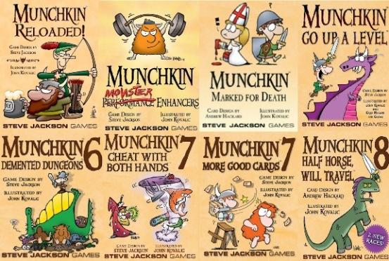 Munchkin Fantasy