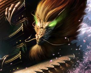 Il drago nell'immaginario folkloristico cinese.