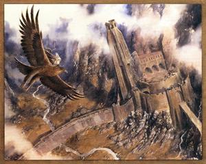 """""""Ed è proprio con Tolkien che inizia il mio cammino verso un certo tipo di fantasy, più spirituale che materiale, che predilige l'epico e la simbologia a dispetto di una visione più medieval."""" (Elena Cavicchi)"""