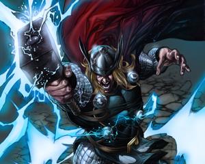 """""""Un bel giorno, tra i sei e i sette anni, fui incuriosita dal fumetto della Marvel, Thor; albo dopo albo, l'interesse verso le tematiche mitologiche è cresciuto sempre più fino a spingermi, negli anni a venire, ad approfondire la mia conoscenza delle religioni antiche."""" (Elena Cavicchi)"""