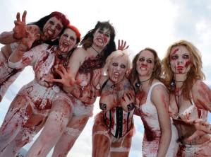 I problemi di irrorazione degli zombi potrebbero risolversi... (Zombie Women of Satan - Cannes 2010)