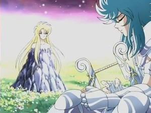 saint seiya romance orfeo 2