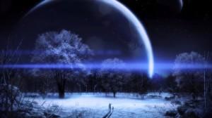 Il celebre Stargazer: a seconda delle scelte di Shepard sui Razziatori, nella versione originale ha la voce del mitico astronauta Buzz Aldrin... Brividi.
