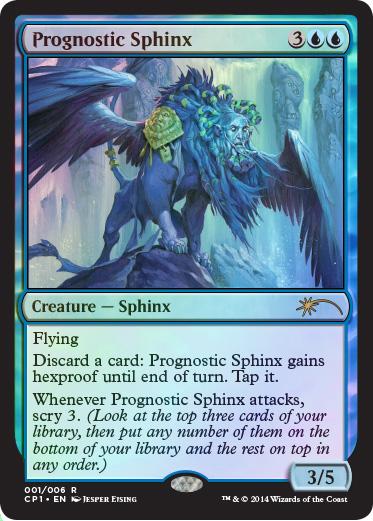 Prognostic-Sphinx-Promo