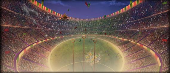 Illyon Finale Coppa del Mondo Quidditch 2014