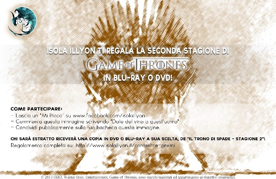 Illyon trono contest