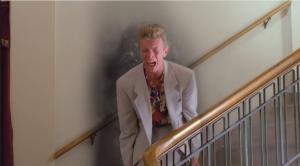 Finalmente avremo informazioni su come David Bowie sia finito in Fuoco cammina con me.