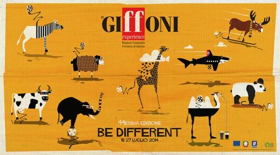Manifesto giffoni film festival 2014