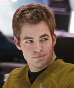 James Tiberius Kirk. Mapperfavore!
