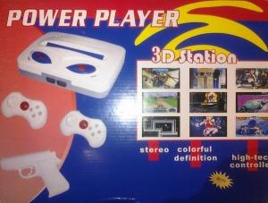 L'unico Powerplayer che accettiamo.