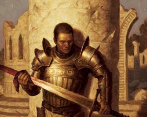 È possibile che esperti guerrieri o feudatari di lungo corso decidano di abbracciare la via della giustizia anche in tarda età.