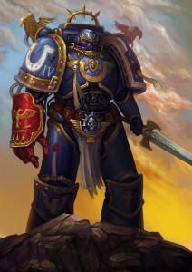 Warhammer 40k roleplay - 3