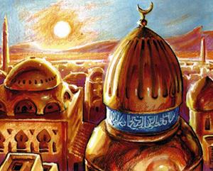 MTG History Channel: Arabian Nights - 3