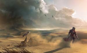 Dragon Age deserto Thedas