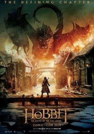 Hobbit battaglia delle cinque armate