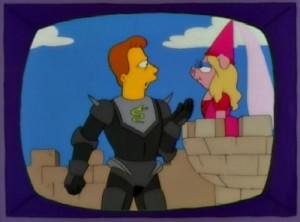 """Troy nel celeberrimo """"I Muppets"""" (1977)."""