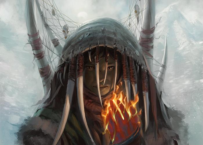 temur shaman