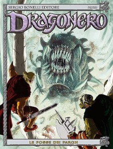 Dragonero 10 coverillyon