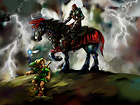 Young_Link_and_Ganondorf