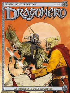 dragonero 11 cover illyon