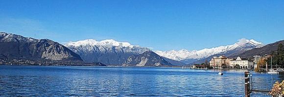 Se non è fantasy il Lago Maggiore....