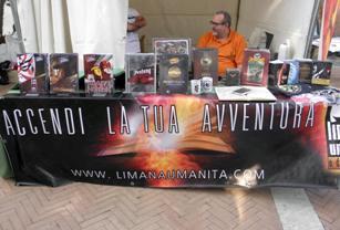 Limana Umanita stand Isola Illyon